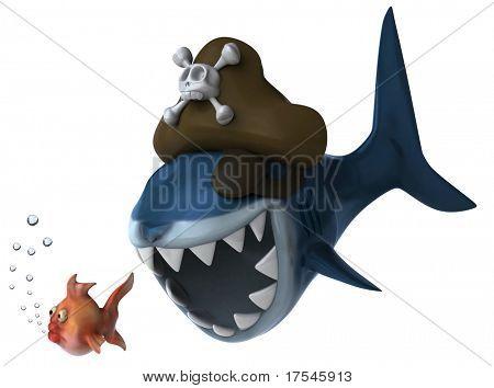 Pirata de tiburón