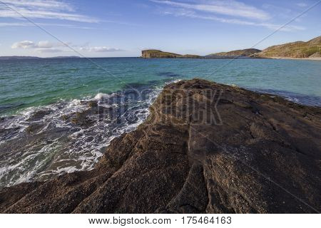 Shore near Durness, Scottish Highlands