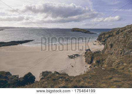 Beach near Durness, Scottish Highlands