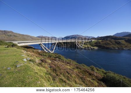 Kylesku Bridge, Scottish Highlands