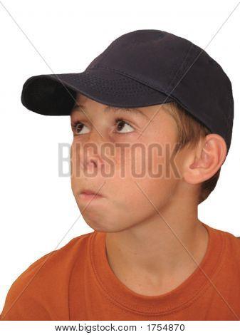 Little Baseball Player