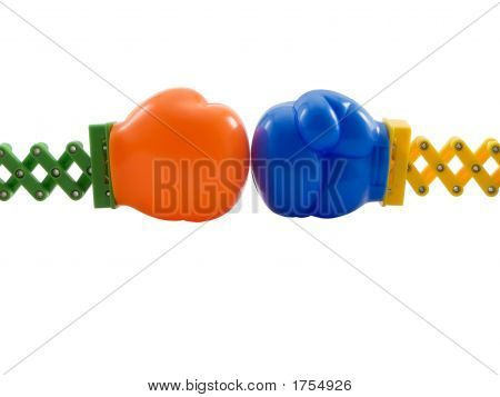 Toy Boxing Gloves