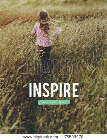 Inspire Influencing imagination Creativity Ideas