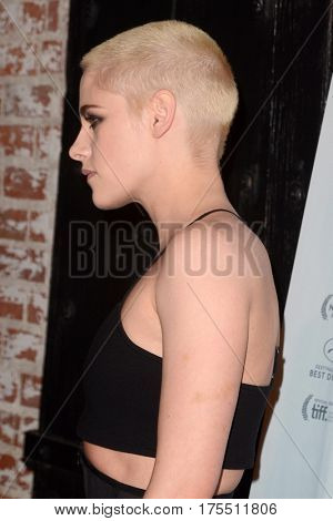 LOS ANGELES - MAR 7:  Kristen Stewart at the