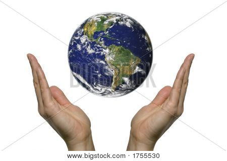 Praying For Earth