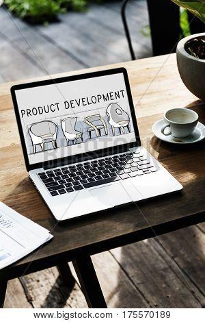 Renovation Design New Product Development Concept Sketch