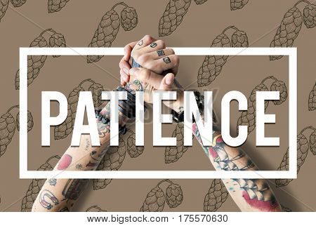 Endurance Fortitude Patience Perseverance Positive