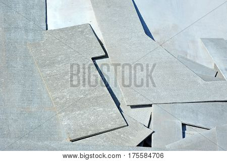 Asbestos Cement Wallboard
