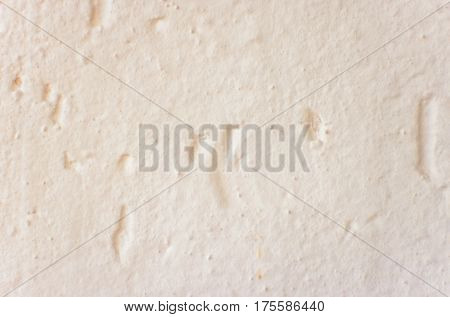 Vintage or grungy white background of natural cement or stone old texture as a retro pattern wall. It is a concept, conceptual or metaphor wall banner, grunge, material, aged.