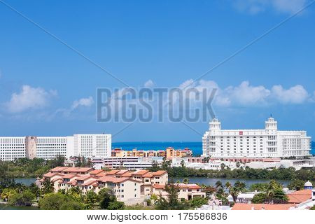 Riu Hotel, Aerial View From Balcony