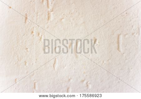 Old white cement wall texture for vintage background.