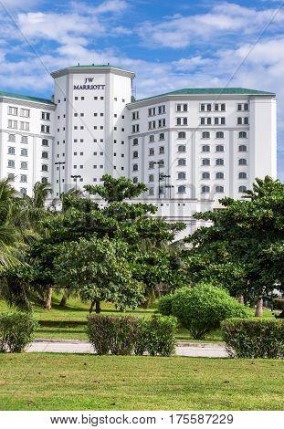 Jw Marriott Cancun Resort And Spa