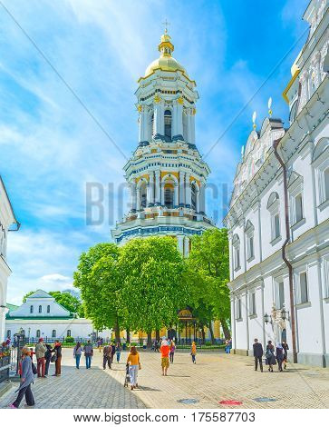 The Great Lavra Bell Tower