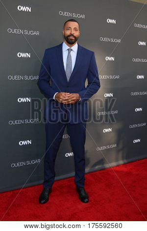 LOS ANGELES - AUG 29:  Timon Kyle Durrett at the Premiere Of OWN's