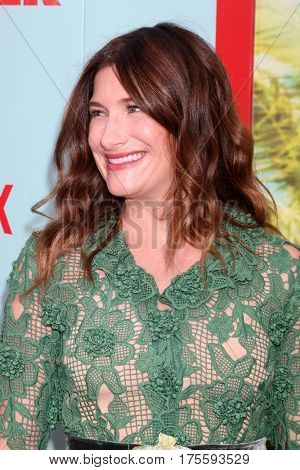 LOS ANGELES - MAY 16:  Kathryn Hahn at the The Do-Over Premiere Screening at the Regal 14 Theaters on May 16, 2016 in Los Angeles, CA