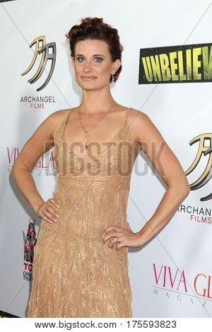 LOS ANGELES - SEP 7:  Lauren Searles at the