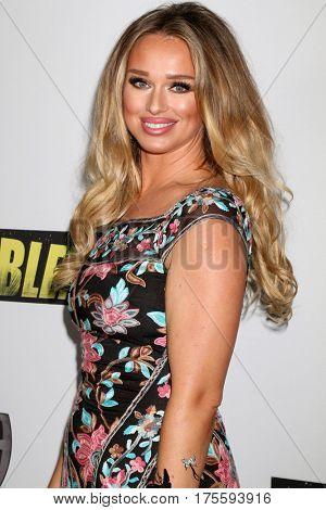 LOS ANGELES - SEP 7:  Katarina Van Derham at the