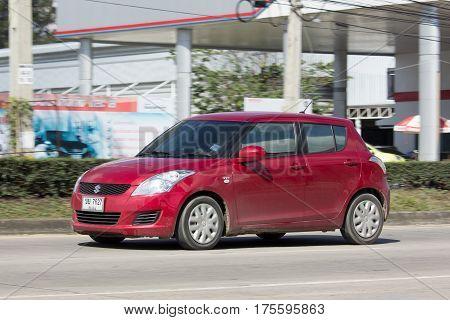 Private Eco Car, Suzuki Swift.