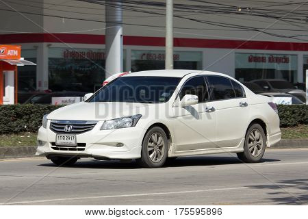 Private Car, Honda Accord.