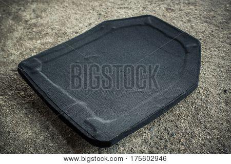 ballistic bulletproof plate carrier for insert into vest