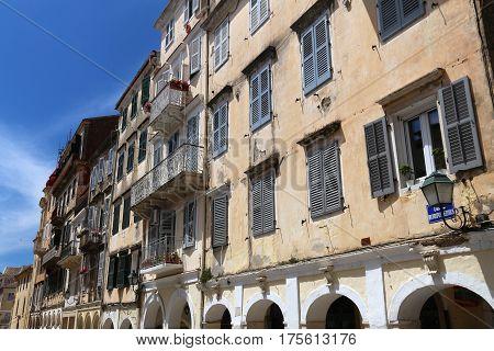 Greece - Corfu Town