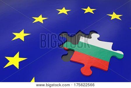 Bulgaria And Eu