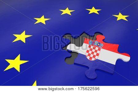 Croatia And Eu