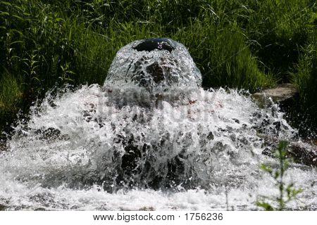 Source Of Underground Waters