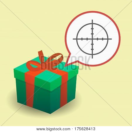 Present With A Crosshair