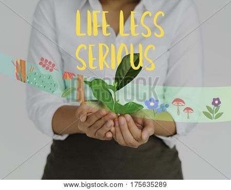 Life Less Serious Stranger Emotion