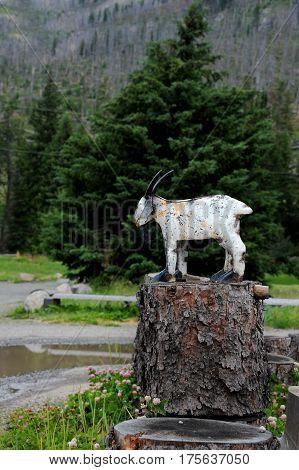Goat Decoration