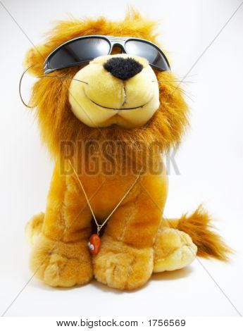 Soft Toy - A Lion 3