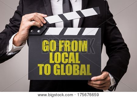 Go From Local to Global