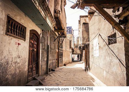 Old Town Kashgar