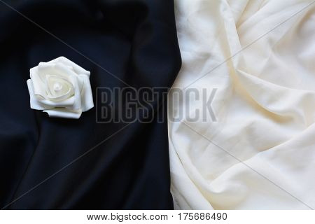 style, fashion, accessory, material, fabric, stylish, fashionable, contrast, combination of colors, texture of fabric, black and white, graphic, background, elegant, elegance, seductive, textile, silk, texture, the texture of the fabric, drapery, texture