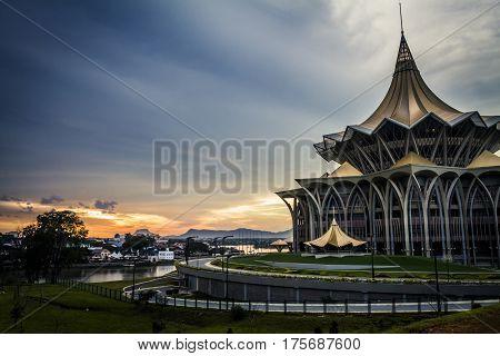 Kuching Astana