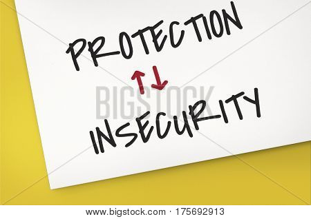 Innovation Technology Protection Insecurity Illustration