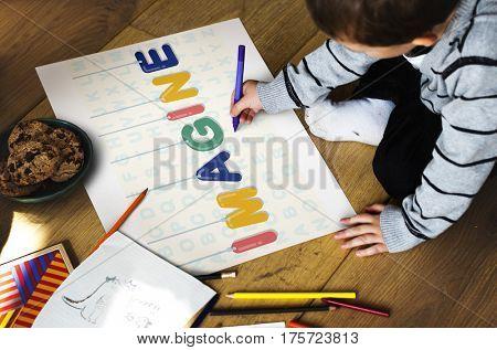 Knowledge Imagine Summer School Creativity Pictures