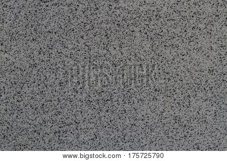 Background with black paint spots; fon of spots