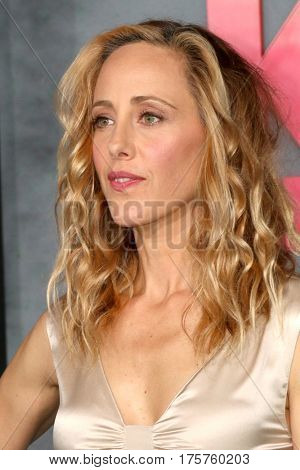 LOS ANGELES - MAR 8:  Kim Raver at the