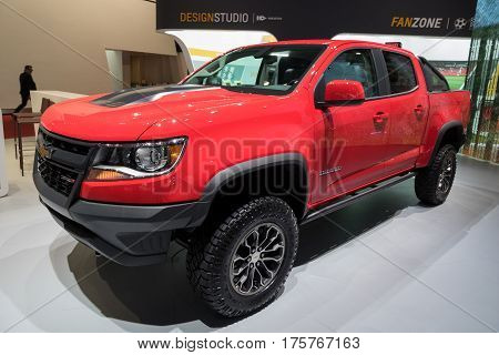 Chevrolet Colorado Pick-up Truck
