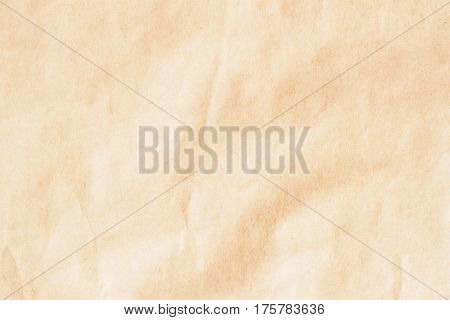 Texture vintage paper, cardboard background, brown for design with copy space text or image. Recyclable material