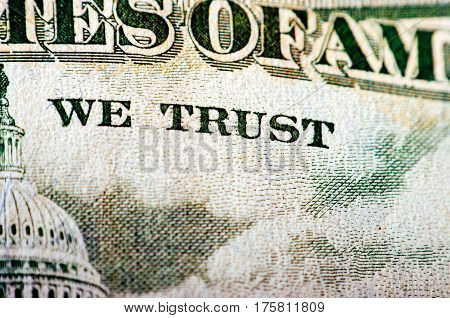 Fifty Dollar Bill - Macro Nb. 15