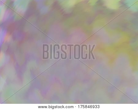 Vector EPS10 colorful spots. Abstract background with iridescent mesh gradient. Colorful noise, special effect. Colorful shades. Visual illusion of oil paintings