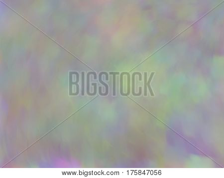 Vector colorful spots. Abstract background with iridescent mesh gradient. Colorful noise, special effect. Inspired by impressionism. Colorful shades. Visual illusion of oil paintings