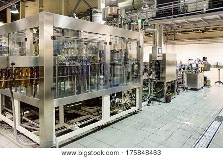 Automatic Filling Machine.