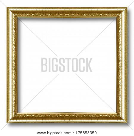 Frame Antique Golden