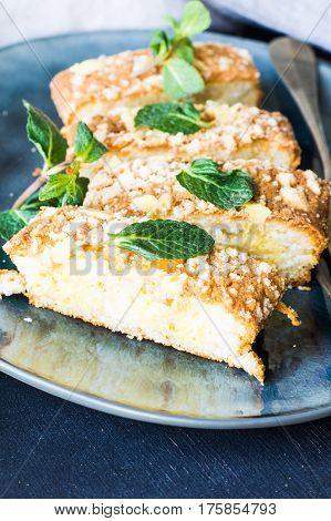 European Kuchen Dessert