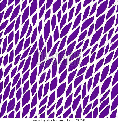 Vector seamless pattern for background. Repeating vector abstract background. Abstract purple floral pattern. Seamless purple abstract square pattern. Vector repeating seamless purple texture. Pattern
