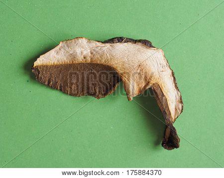Dried Porcini Mushroom Food